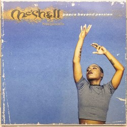 Me'Shell NdegéOcello - Peace Beyond Passion - Double LP Vinyl Album - Funk Soul - Record Store Day