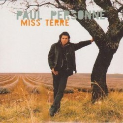 Paul Personne ‎– Miss Terre - CD Single Promo