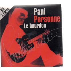Paul Personne - Le Bourdon - CD Single