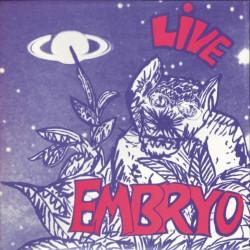 Embryo - Live - LP Vinyl Album + insert 1977 - Krautrock