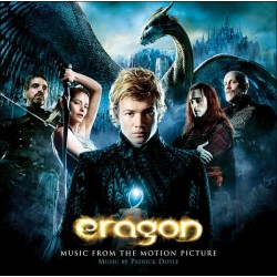 Patrick Doyle - Eragon - CD Album - Music From The Motion Picture - OST Soundtrack