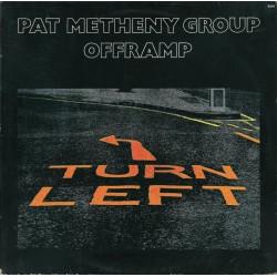 Pat Metheny Group - Offramp - LP Vinyl Album - Fusion Contemporary Jazz