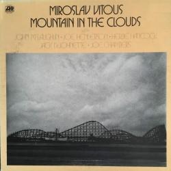 Miroslav Vitous - Mountain In The Cloud - LP Vinyl Album - Free Jazz s
