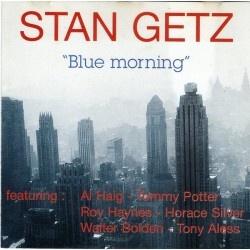 Stan Getz - Blue Morning - CD Album - Cool Jazz Bop