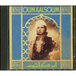 Oum Kalsoum - Compilation - CD Album -  Classical Soundtrack
