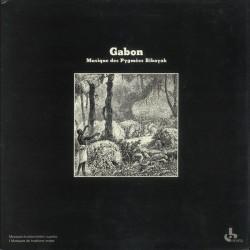 Gabon - Musique Des Pygmées Bibayak - LP Vinyl Album Die-Cut - African Music