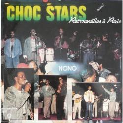 Choc Stars - Retrouvailles à Paris Volume 1 - Nono - LP Vinyl Album - African Music