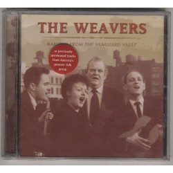 The Weavers - Rarities From The Vanguard Vault - CD Album - Folk World Music