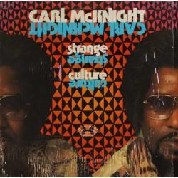 Carl McKnight - Strange Culture - LP Vinyl Album - Promo - Steel Band Calypso