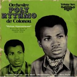 Orchestre Poly-Rythmo De Cotonou - Echos  - Double LP Vinyl Album - African Music