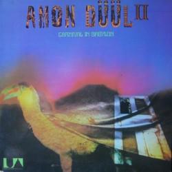 Amon Düül II - Carnival In Babylon - LP Vinyl Album 1972 - Krautrock