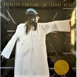 Brigitte Fontaine - Terre Neuve - LP Vinyl Album - Chanson Rock Français