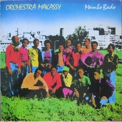 Orchestra Makassy - Mambo Bado - Maxi Vinyl 12 inches - African Music