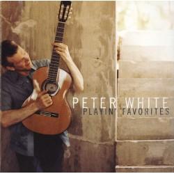 Peter White - Playin' Favorites - CD Album - Smooth Jazz
