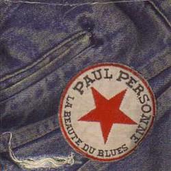 Paul Personne – La Beauté Du Blues - CD Single Promo