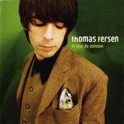 Thomas Fersen - Le Jour Du Poisson - CD Album - Chanson Française