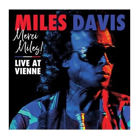 Miles Davis - Merci Miles! - Double LP Vinyl Album - Jazz Music