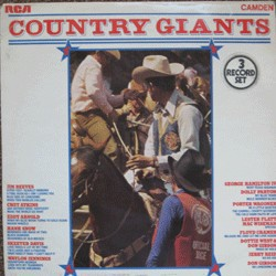 Country Giants - Compilation - Triple LP Vinyl