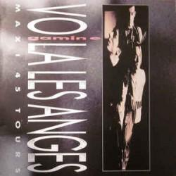 Gamine - Voilà Les Anges - Maxi Vinyl 12 inches - Rock Français