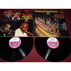 Souvenirs de la Nouvelle Orléans - Bechet - Buckner,.. - Double LP Vinyl