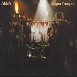 ABBA - Super Trouper - LP Vinyl Album - Pop Music