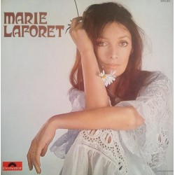 Marie Laforet - LP Vinyl Album Marie Laforet 1972 - Chanson Française
