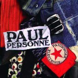 Paul Personne – Patchwork Electrique - CD Album Digipack Edition Limitée