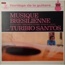 Turibio Santos - Musique Brésilienne - LP Vinyl Album - Brazil Classical