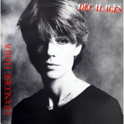 Françoise Hardy - Décalages - LP Vinyl Album - Chanson Française