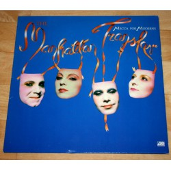 Manhattan Transfer, The ‎– Mecca For Moderns