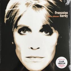 Françoise Hardy - Clair-obscur - LP Vinyl Album Coloured - Chanson Française Pop