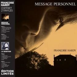 Françoise Hardy - Message Personnel - La Question - Double LP Vinyl Albul - Limited Edition - Chanson Française