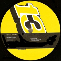 Stephan Laubner / Ric Y Martin - Sommerpause - Maxi Vinyl 12 inches - 1999 Edition - Techno Minimal
