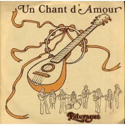 Pâturages - Un Chant D'Amour - LP Vinyl Album - Folk World