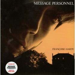 Françoise Hardy - Message Personnel - LP Vinyl Album - 2016 Edition - Chanson Française