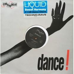 Liquid - Sweet Harmony - Maxi Vinyl 12 inches - Techno Hardcore