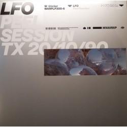 LFO - Peel Session TX 20/10/90 - Maxi Vinyl 12 inches -Electro Techno
