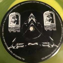 The Mackenzie - Higher In The Sky - Chicago Trip - Maxi Vinyl 12 inches - Coloured Yellow - Techno New Beat