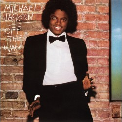Michael Jackson – Off The Wall - LP Vinyl Album Reissue 2016 - Soul Funk