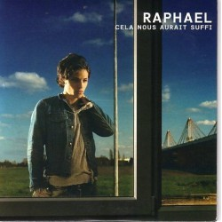Raphaël Haroche - Cela Nous Aurait Suffi - CD Single