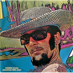 Herbie Mann - Memphis Two-Step - LP Vinyl Album 1971 - Rhythm & Blues Soul