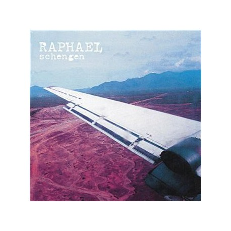 Raphaël Haroche - Schengen - CD Single