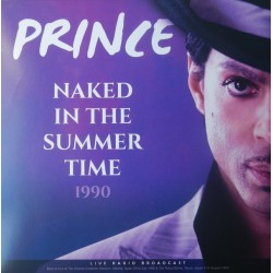 Prince - Naked In The Summertime 1990 - LP Vinyl Album - Minneapolis Sound Funk