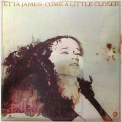 Etta James - Come A Little Closer - LP Vinyl Album 1974 - Soul Music