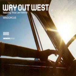 Way Out West - Mindcircus - Double LP Vinyl Album - Progressive Trance