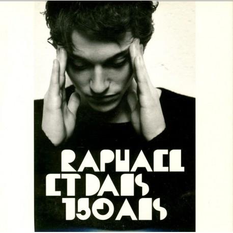 Raphaël Haroche - Et Dans 150 Ans - CD Single Promo
