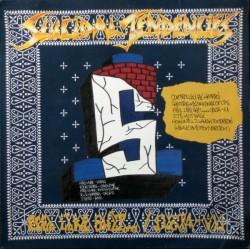 Suicidal Tendencies - Controlled By Hatred - LP Vinyl Album 1989 - Hardcore Speed Metal