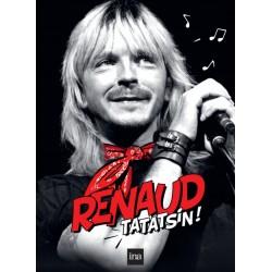 Renaud - Tatatsin 2021 - INA - Double DVD + CD + Livret - Rock Français