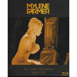 Mylene Farmer - Les Clips L'intégrale 1999 • 2020 - DVD Blu-Ray - Variété Française