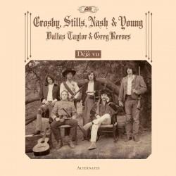 Crosby, Stills, Nash & Young - Déjà vu Alternates - LP Vinyl Album - Rock Folk - Record Store Day